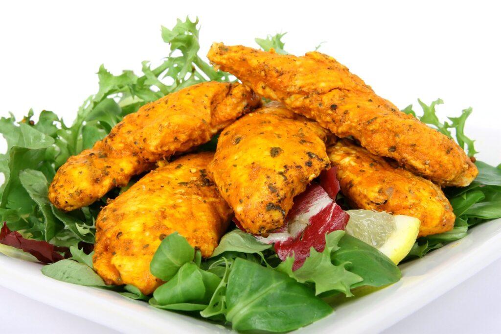 appetite, calories, chicken salad